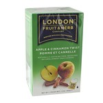 London fruit & herb apple & cinnamon twist