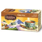 Celestial chai decaf india spice te 20 poser