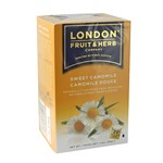 London fruit & herb sweet camomile