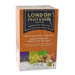 London fruit & herb fruit & spice variety