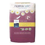 Natracare 3041 cotton maxi pads night time 10 stk