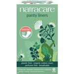 Natracare 3060 cotton panty liners curved 30 stk