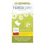 Natracare 3123 panty liners normal 18 stk