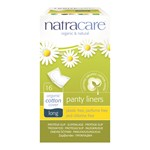 Natracare 3145 panty liners long 16 stk