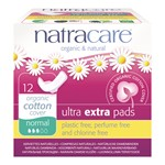 Natracare 3201 ultra extra pads normal 12 stk