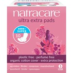 Natracare 3280 ultra extra pads super 10 stk