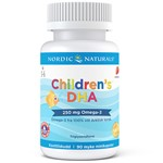 Nordic Naturals children's DHA strawberry 90 kap