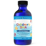 Nordic Naturals children's DHA strawberry 119 ml