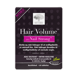 New Nordic Hair  Volume plus Nails Strong 60 tab