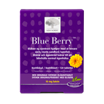 New nordic blue berry 120 tab