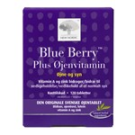 New nordic blue berry plus 120 tab