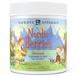 Nordic Naturals citrus multivitamin gummies 120 stk