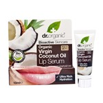 Dr. organic coconut lip serum 10 ml