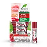 Dr. organic aloe vera cherry lip balm 5,7 ml