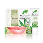Dr. organic hemp oil lip serum 10 ml