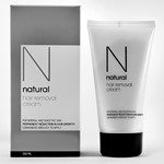 Natural hair removal cream 150 ml