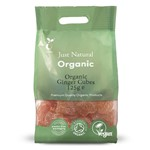 Just natural organic ginger cubes 125 g