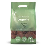 Just natural organic figs 250 g