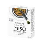 Clearspring miso instant soup  gr