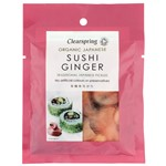 Clearspring organic sushi ginger pickle 50 g