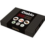Diablo chocolate delights box with stevia 115 g