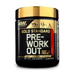 Optimum gold standard pre-work out fruit punch 330 gr