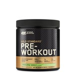 Optmum gold standard pre-work out green apple 330 gr
