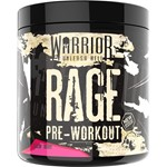 Warrior rage pre-workout blazin berry 392 g