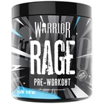 Warrior rage blue raspberry 392 g