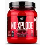 Bsn no-xplode pre-workout fruit punch 1 kg