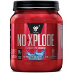 Bsn no-xplode pre-workout blå bringebær 1 kg