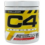 Cellucor C4 fruit punch pre-workout 390 g