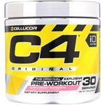 Cellucor C4 strawberry margharita pre-workout 390 g
