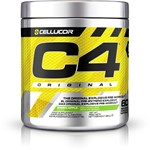 Cellucor C4 green apple pre-workout 390 g